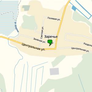 Бурение скважин на воду в деревне Заречье