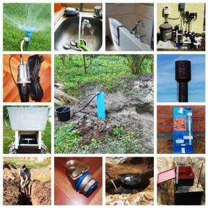 Обустройство скважины на воду под ключ – 11 проверенных решений. Летнее и зимнее обустройство. Обустройство с кессоном и адаптером. Как обустраивают скважину с системой очистки воды. Онлайн консультант