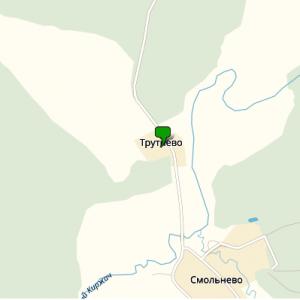 Бурение скважин на воду в деревне Трутнево