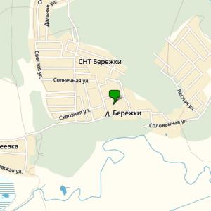 Бурение скважин на воду в деревне Бережки