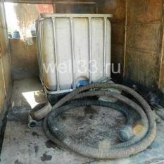 Бурение на воду: где бригада берет воду необходимую для бурения «с промывкой»?