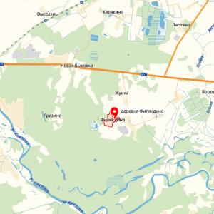 Бурение скважин на воду в Филяндино