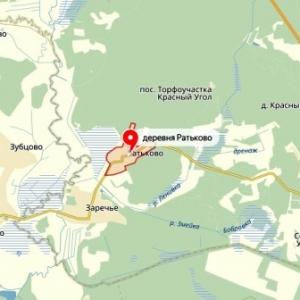 Бурение скважин на воду в деревне Ратьково
