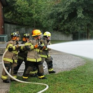 Обустройство скважины на воду с системой пожаротушения