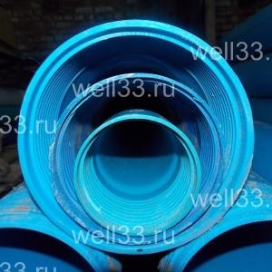 Бурение скважин для воды: какие обсадные трубы используются?