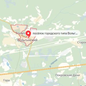 Бурение скважин для воды в поселке Вольгинский