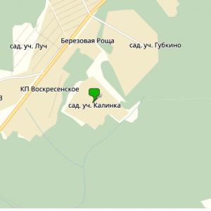 Бурение скважин на воду в СНТ Калинка