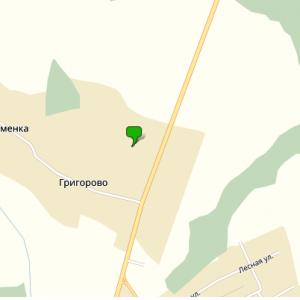 Бурение скважин на воду в деревне Григорово