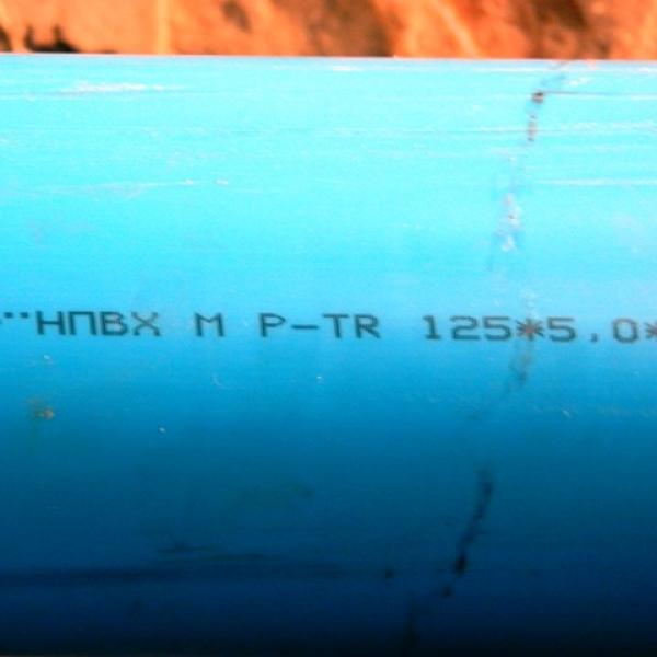 Скважины на воду с обсадной колонной 125 мм