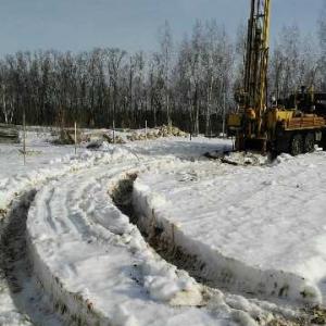 Бурение скважин на воду зимой - ответы специалистов на важные вопросы