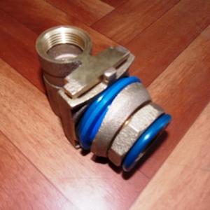 Ввод воды в дом с помощью скважинного адаптера