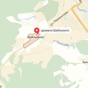 Бурение скважин на воду в Шаблыкино