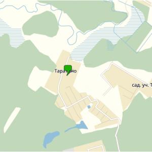Бурение скважин на воду в Таратино