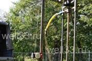 Бурение скважин на воду: преимущества переносной установки