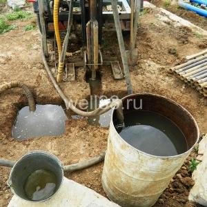 Бурение скважин на песок для получения воды