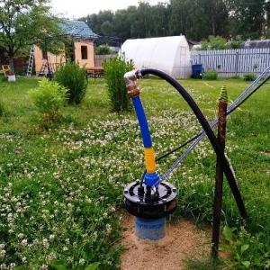 Бурение скважины на воду на даче – особенности процесса