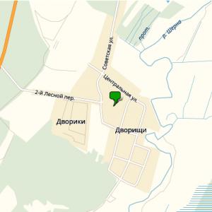 Бурение скважин на воду в деревне Дворищи